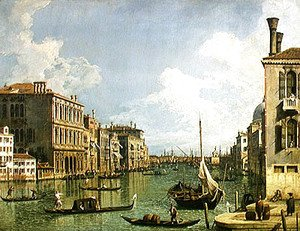 View of the Grand Canal 2