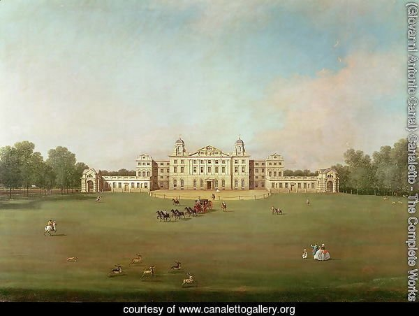 Badminton House, Gloucestershire