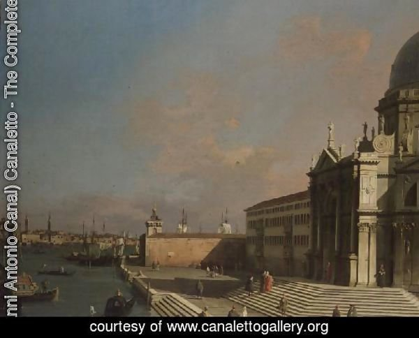 The Entrance to the Grand Canal, Venice (2)
