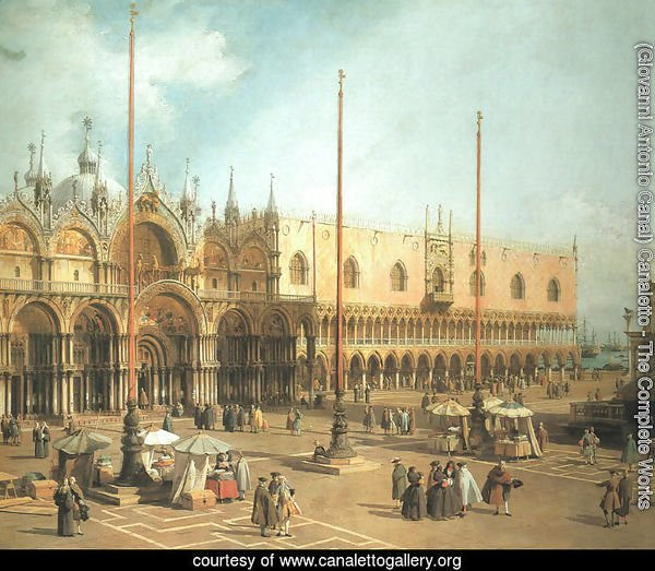 Piazza San Marco - Looking Southeast