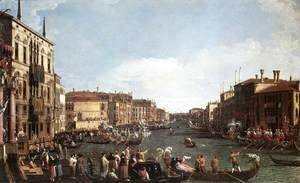 Regatta on the Grand Canal 2