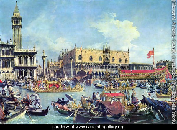 View of the Bacino di San Marco (St Mark's Basin) 2