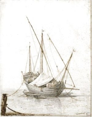 Study Of A Merchant Vessel